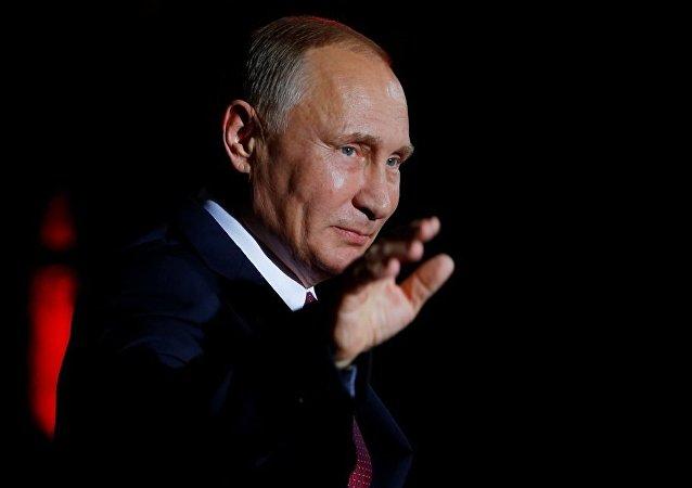 普京:区域联盟应该在通用规则的基础上