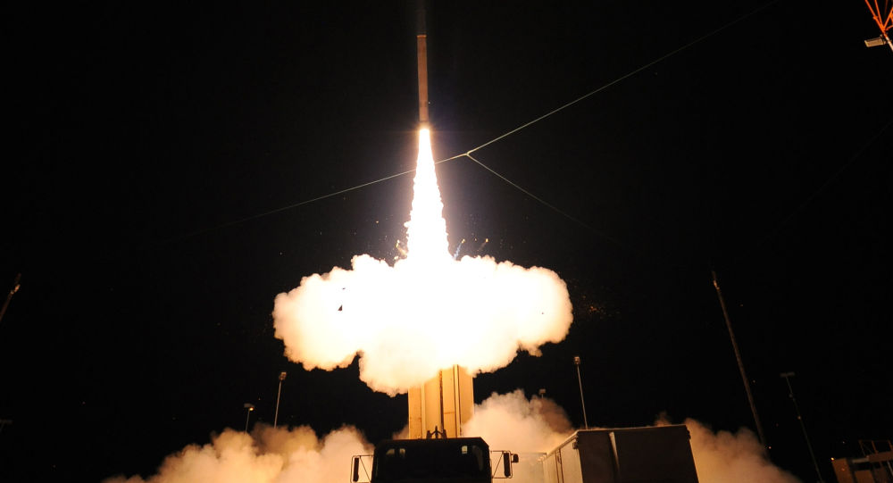 克里:美国希望尽快在韩国部署萨德系统以回应朝鲜的行动
