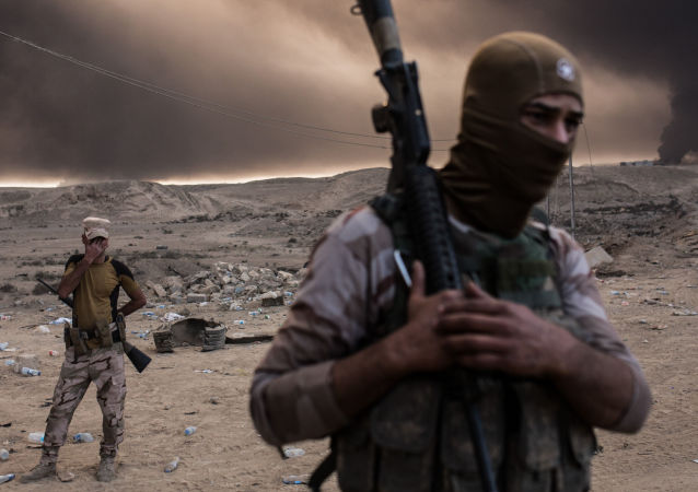 伊拉克特种部队