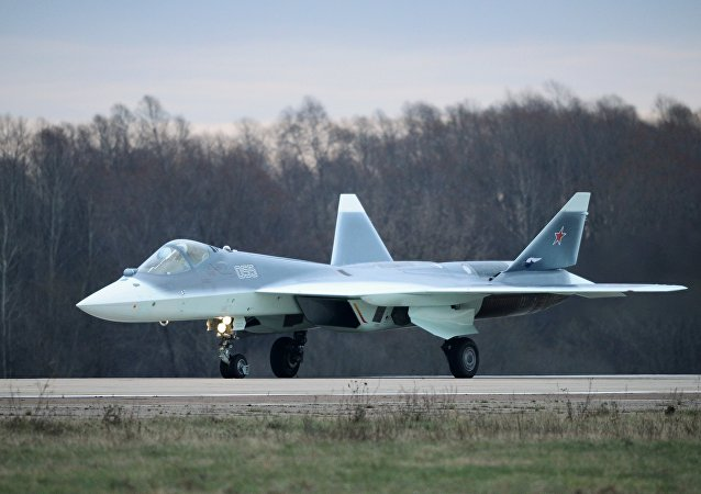 俄联合航空制造集团: PAK FA常规发动机测试应在2017年第四季度启动