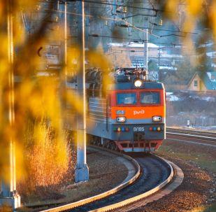 东西伯利亚铁路