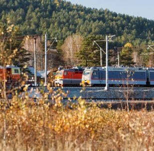 俄铁路集装箱运输公司:中国和欧洲之间的铁路集装箱运输价格可减少25%