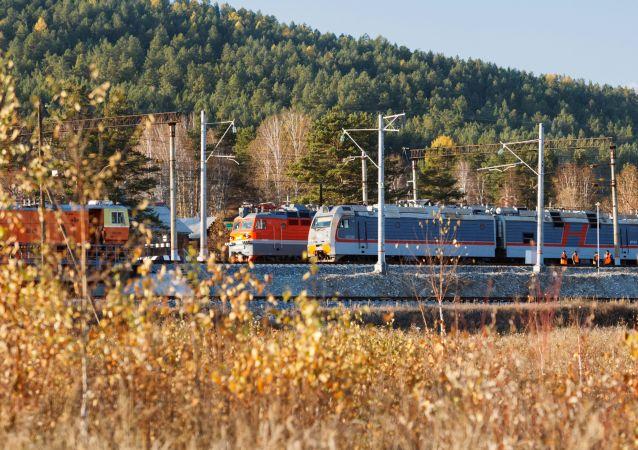 俄鐵路集裝箱運輸公司:中國和歐洲之間的鐵路集裝箱運輸價格可減少25%