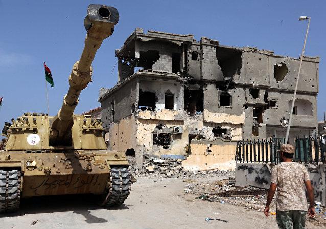 利比亚武装冲突