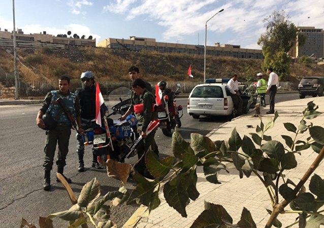埃及表示将协助疏散伤员和协调人道援助阿勒颇