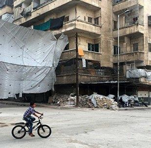 俄副外长:恢复叙人道主义停火问题暂不现实