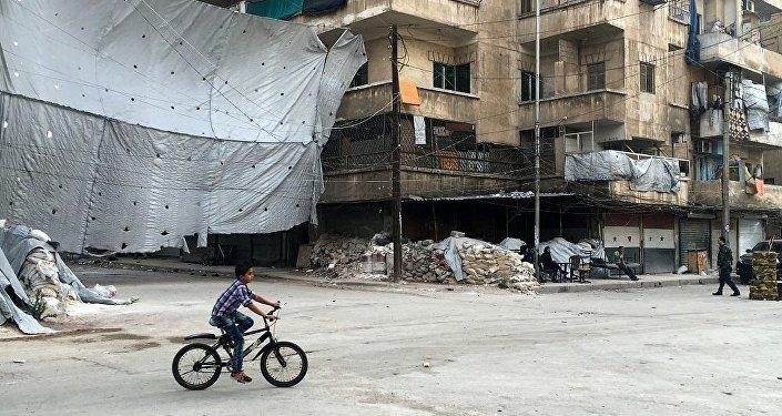 克宫称正继续与美国现任政府讨论叙利亚调解问题
