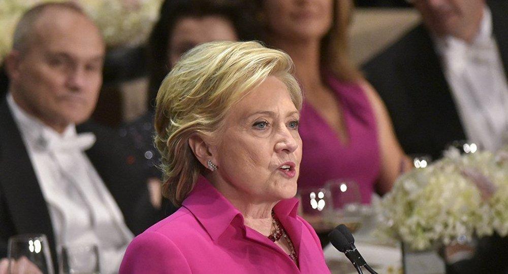 媒体:克林顿在辩论中或泄漏美国核能力机密