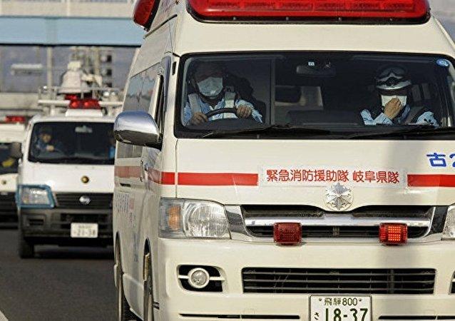 日本地震致3.2万户家庭断电
