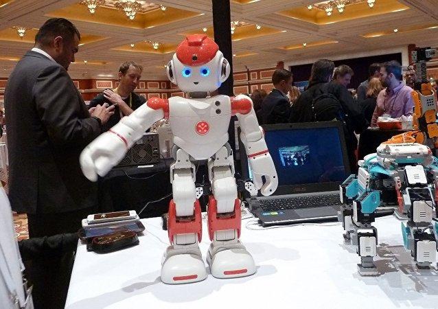 共创共享共赢 开启智能时代 2016世界机器人大会在京开幕