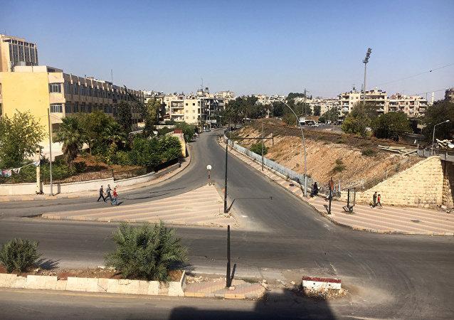 俄军总参谋部:俄罗斯将阿勒颇人道停火时间再次延长