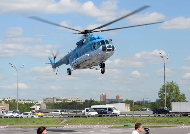 普京向米-8直升机亚马尔空难遇难者家属表示慰问