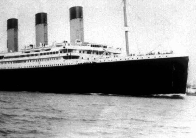 泰坦尼克号/资料图片/