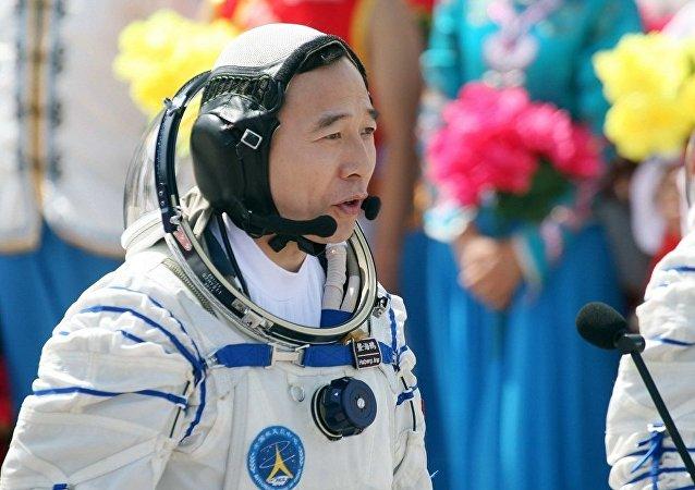 中国太空人景海鹏