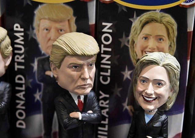 专家:欧美关系或因特朗普或克林顿的当选而改变