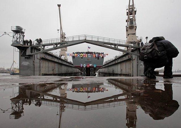 圣彼得堡'北方造船厂'