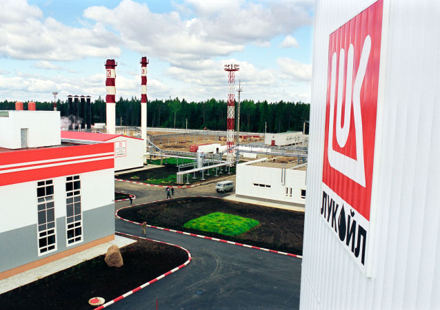 俄卢克石油公司总裁:该公司不会出售俄境内的加油站