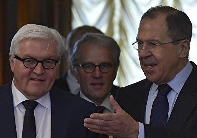 俄德外长商定就叙利亚问题开展两国外交部专家级对话