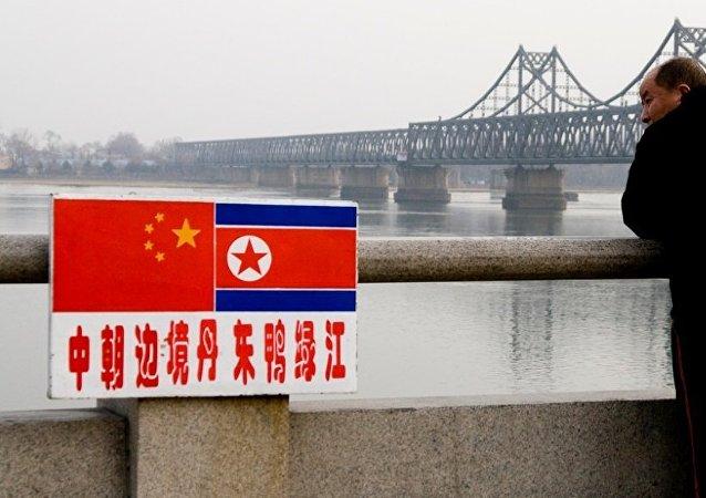 专家:美国要把朝鲜和中国贸易逆差问题直接挂钩