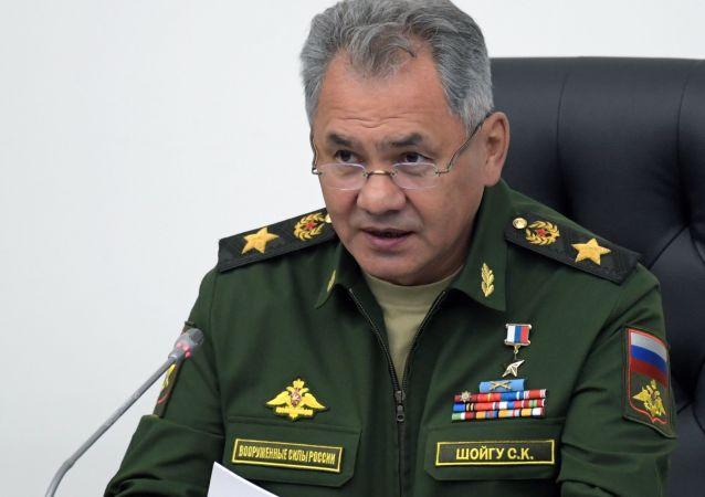 """俄防长呼吁""""所有正义力量""""共同打击恐怖主义"""