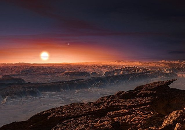学者:离我们最近太阳系外行星与地球相似,且有水存在