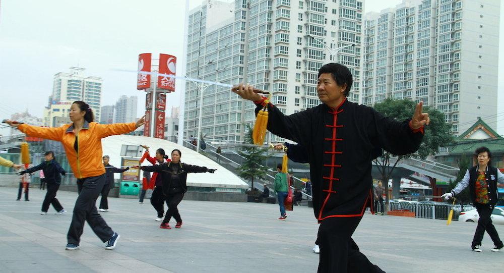 中国武术可帮助治疗抑郁症
