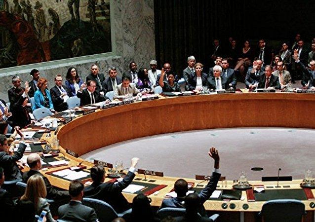 联合国安理会周二会议以默哀一分钟以悼念丘尔金开始