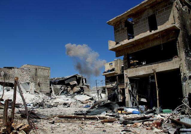 叙利亚战后