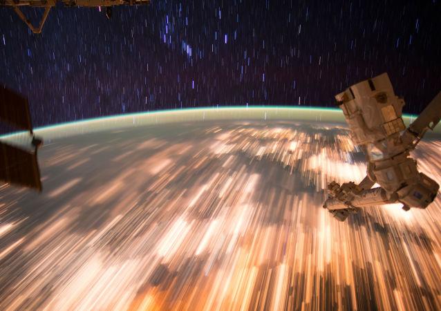 俄联邦航天局正研发太空清洁工