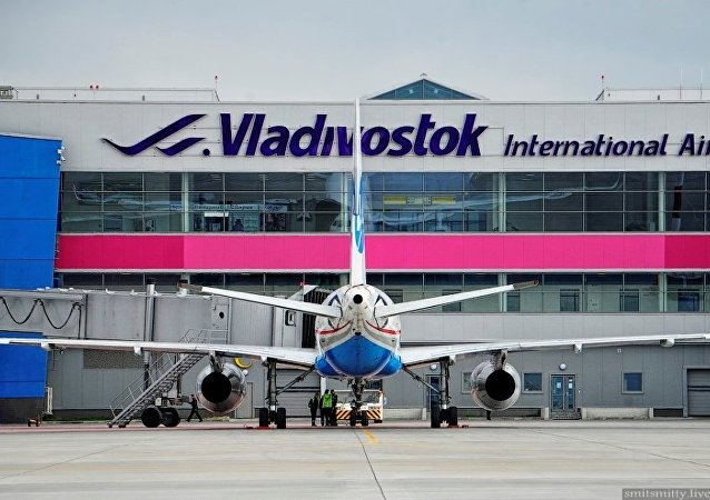 俄符拉迪沃斯托克機場赴華旅客人數同比增長18%