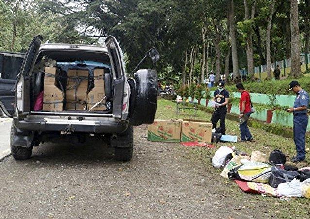 媒体:菲律宾一市长及其9名保镖在禁毒行动中被击毙