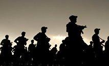 沙特阿拉伯向中国传授特种部队作战经验