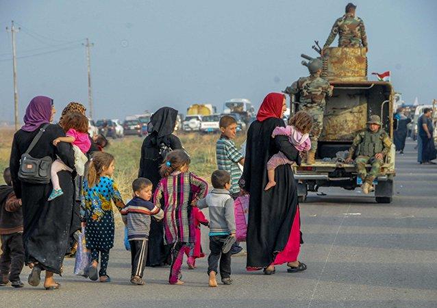 联合国或需要最多4.5亿美元来维持摩苏尔居民重返家园前的生活