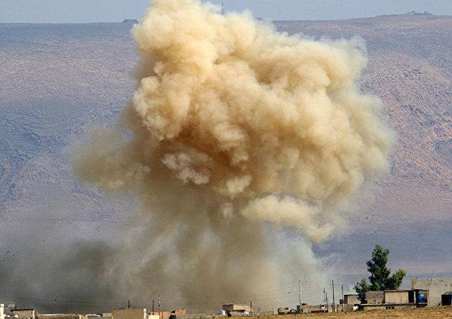 通讯社:超过30人在伊斯兰国组织对伊拉克发起的进攻中死亡