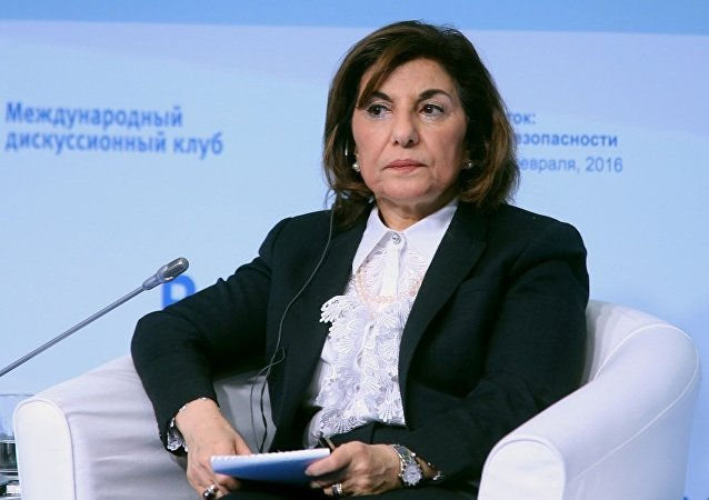 叙利亚总统阿萨德顾问布赛娜·沙班