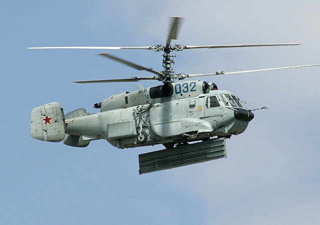卡-31直升机