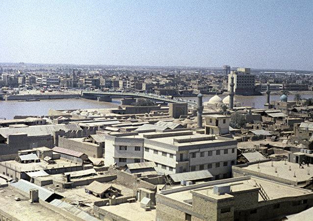媒体:巴格达一市场发生爆炸 导致8人死亡