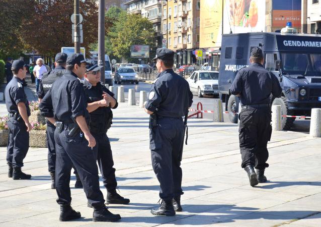 保加利亚警方
