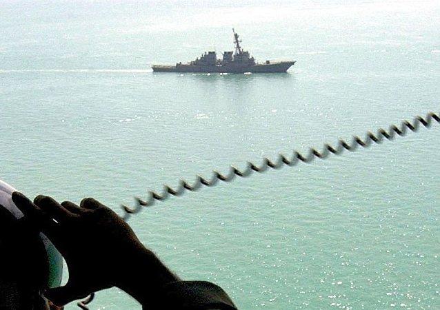 美国的驱逐舰