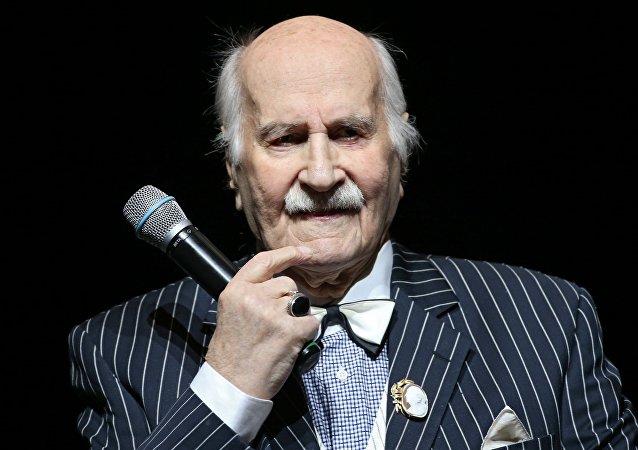俄101岁最高龄演员弗拉基米尔·泽尔金逝世