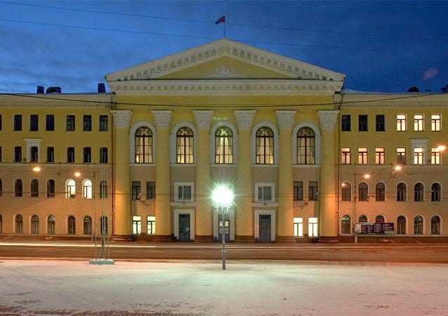 俄罗斯托木斯克控制系统和无线电电子学国立大学
