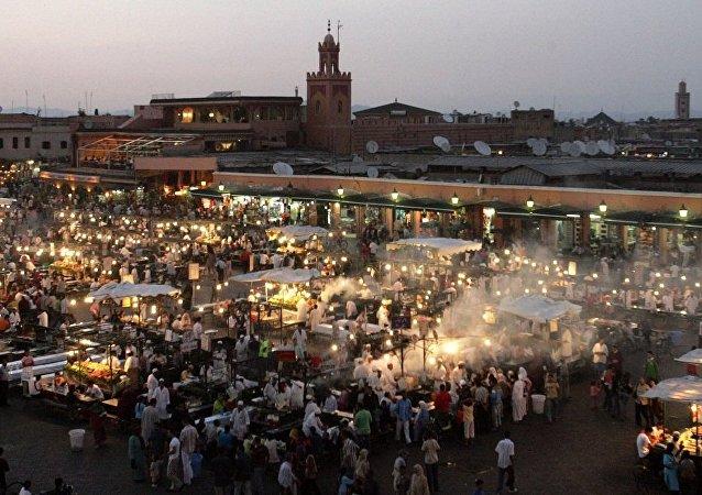 近80名警察在摩洛哥抗议示威中受伤