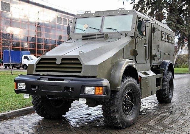 """Gorets-K""型装甲卡车"