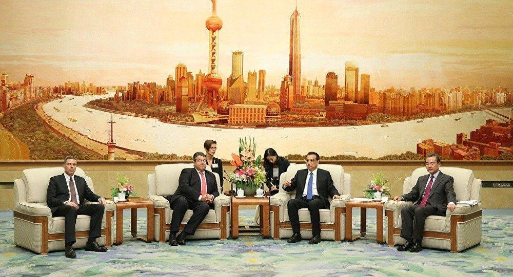 德法愿同中国加强贸易往来