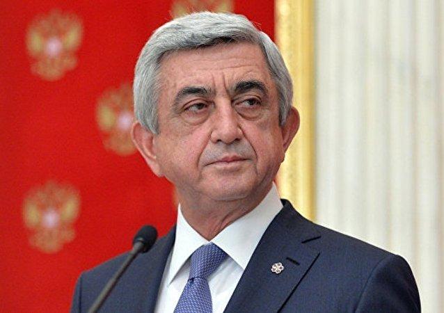 亚美尼亚总统主张就纳卡问题开通埃里温与巴库之间热线电话