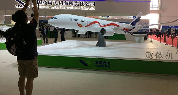 俄中9月计划签署远程宽体客机发动机研发合作备忘录