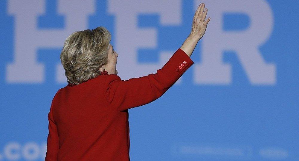 2016大选前预期不影响对希拉里调查决定