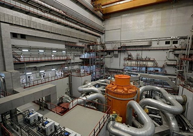 俄BN-800型快中子反應堆被POWER雜誌評為2016年最佳核電站