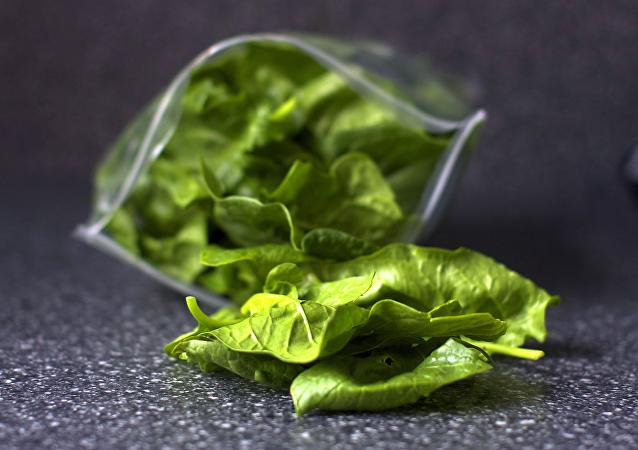 科学家称菠菜最有助增肌
