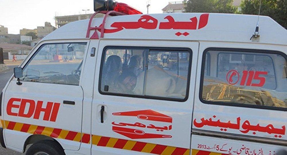 巴基斯坦一寺庙负责人精神失常杀害20名信徒